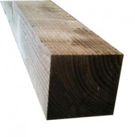 Timber Post 075mm x 075mm Options