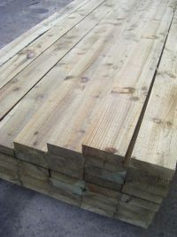Timber Rail 100mm x 038mm Options